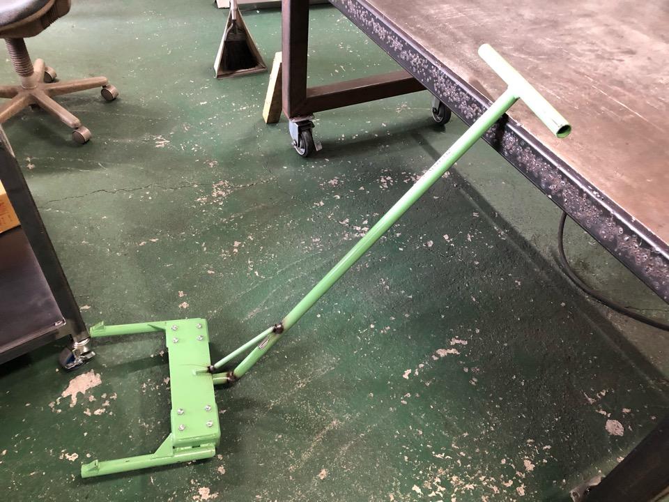 ハンドリフター改造