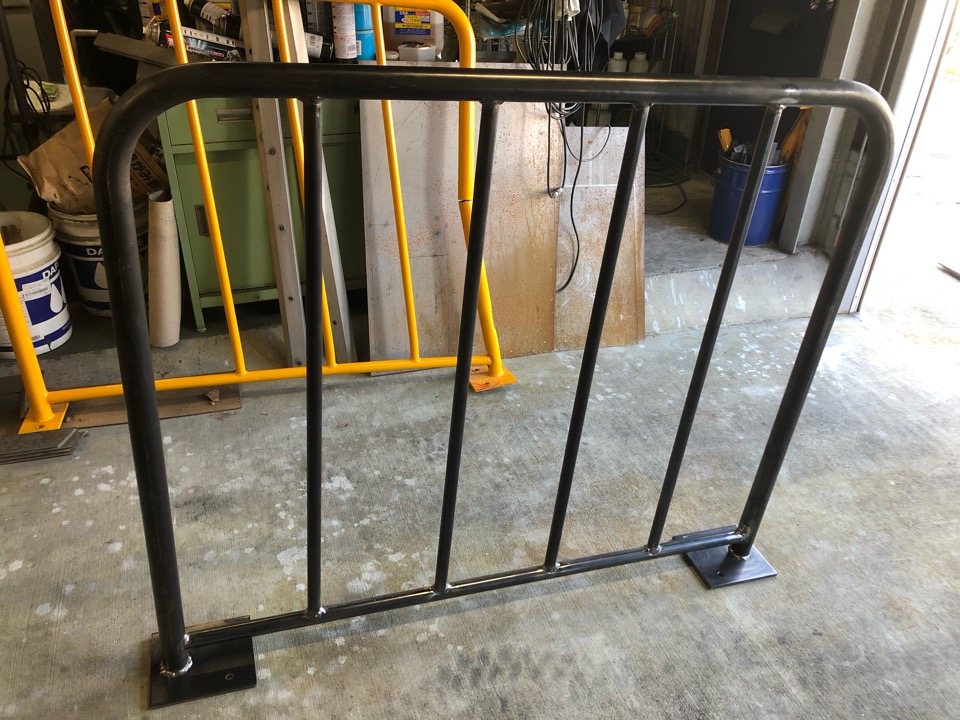 フェンス  製作(鉄)
