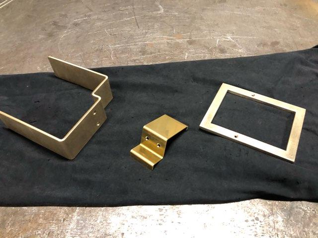 真鍮取手 各種製作