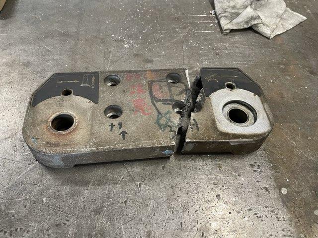 アルミ鋳物 修理