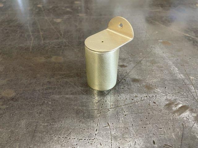 真鍮ドアベル 製作