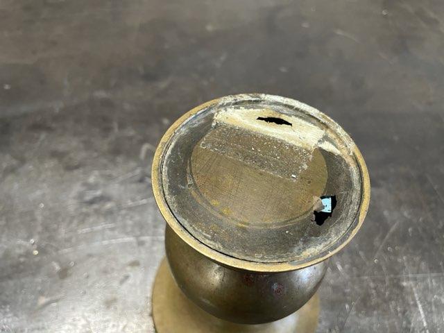 仏壇用花瓶 修理